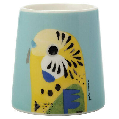 Maxwell & Williams Pete Cromer Boiled Egg Cup/Holder/Stand Tableware Budgerigar