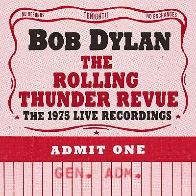 Bob Dylan - The Rolling Thunder Revue - New Cd Box Set