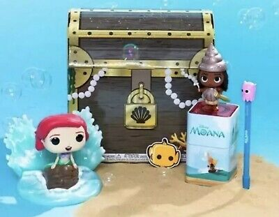 Funko Pop! Disney Treasures Under the Sea Ariel Little Mermaid #416 Treasure Box