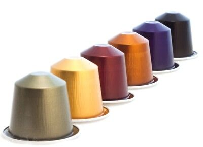 New Nespresso Original**Coffee Capsules Pods All Flavors**Mix & Match**