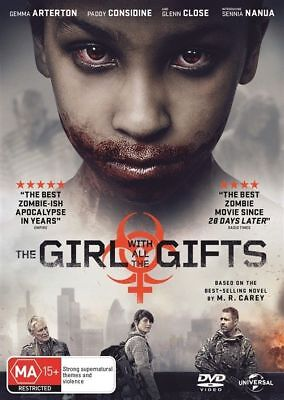 The Girl With All The Gifts DVD : NEW