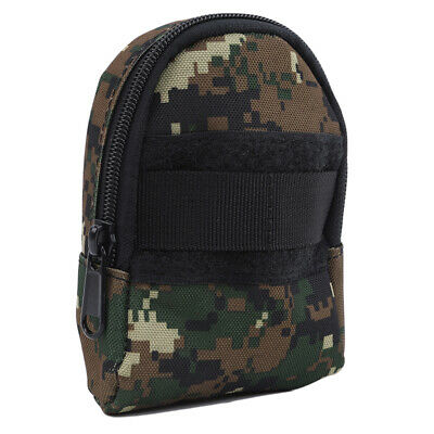 Camping Outdoor Military Tactical Molle Waist Pack Utility Pouch Sports Bag DD