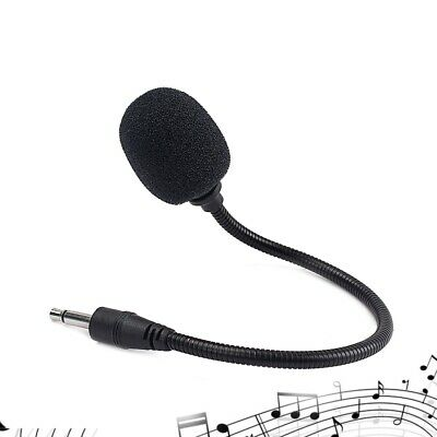 d21caccd6395 MINI CONDENSER MICROPHONE Mono 3.5mm Plug-in Mic for PC Laptop ...