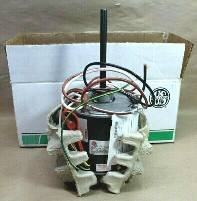 NIDEC/US MOTOR 1875 1/3-1/5 HP CONDENSER FAN MOTOR 208-230V 60HZ, 2.4-1.4Amp 1PH