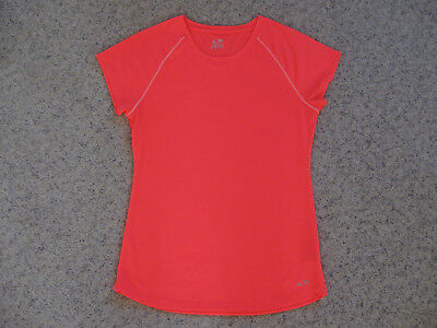 64711bef Champion C9 Duo Dry Semi Fitted T-Shirt Top Women's Size Medium