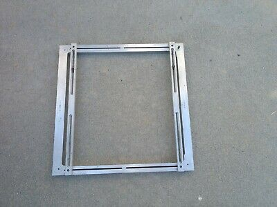 "Screen Printing Frame Adapter 20"" x 20"" down to 8"" x 10"" Frames"