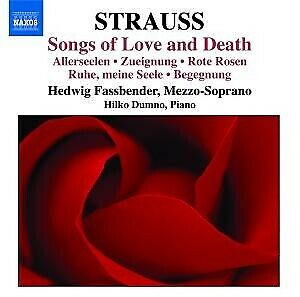 Songs Of Love And Death - FASSBENDER HEDWIG/DUMNO HILKO [CD]