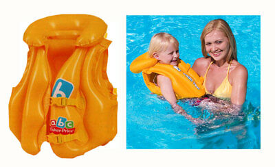 Fisher Price 3-6 Yrs Swimming Aids Bestway Swim Safe Vest Toys & Activities