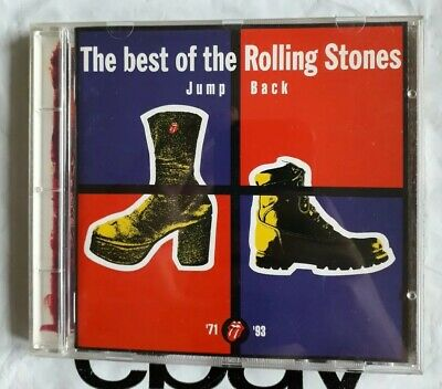 Rolling Stones - Jump Back - Best of '71-'93 - Rolling Stones CD Compilation