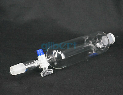 25/50/100/250/500ml Pressure Equalizing Addition Funnel With Glass Stopcock