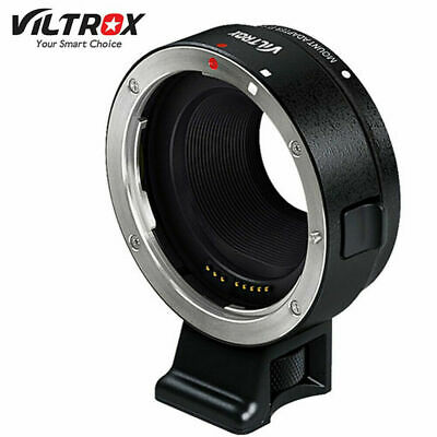 Viltrox EF-EOS M AF Lens Adapter for Canon EF EFS Lens to for Canon EOS M Camera