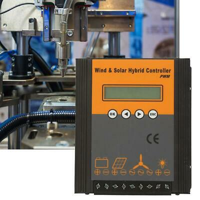 Wind Solar Hybrid Charge Controller PWM Charge Controller 12V