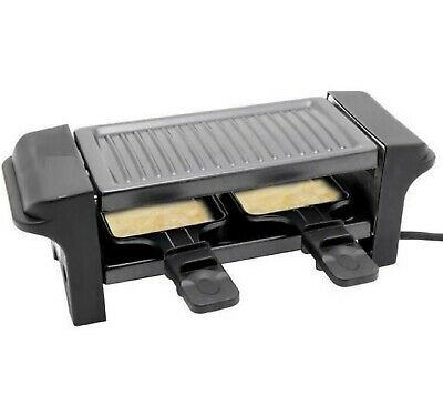 Appareil à Raclette Duo 2 Personnes 350W + Grill *NEUF*