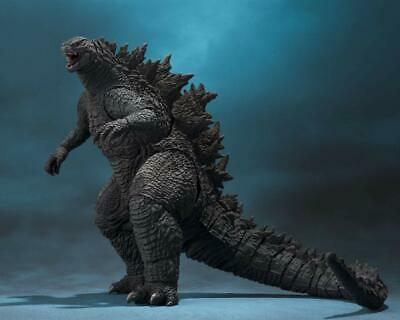 BANDAI S.H.MonsterArts Godzilla (2019) Figure KING OF THE MONSTERS PRE-ORDER f/s