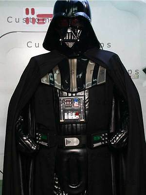 Star Wars Prop Darth Vader Cape & Robe Premium (Light Wool) - Tailored