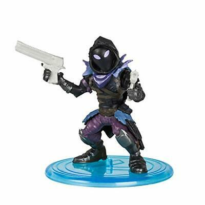 Fortnite 63519 Battle Royal Collection-4 Figure Squad Pack Raptor, Rust Lord, Re