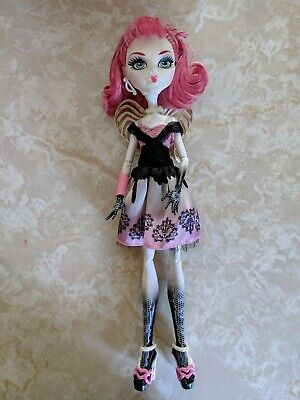 """Monster High 11"""" Doll CA C.A. Cupid Valentine WAVE 1 1ST ORIGINAL WINGS LOT"""
