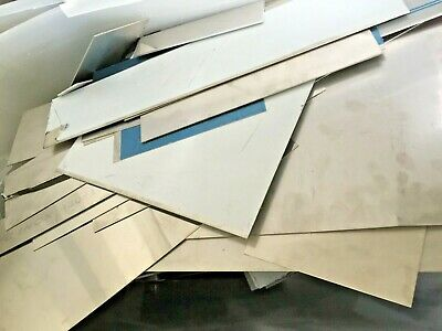 CLEARANCE METAL SCRAP SHEET Stainless Steel Plate OFF CUTS