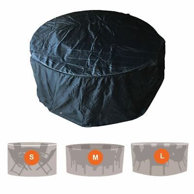 Weatherproof Garden Outdoor Garden Furniture Cover Patio Table Chair Set Protect