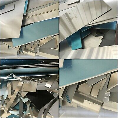 CLEARANCE Stainless Steel Copper Brass Aluminium sheet OFF CUTS PRICE PER KG