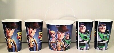 Disney Pixar Toy Story 4 2019 Movie Theater Exclusive 130/44 Family Pack
