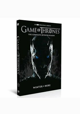 Game Of Thrones: Season 7,The Complete Seventh + Conquest & Rebellion