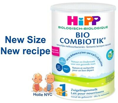HiPP Dutch Stage 1 Bio Combiotic Infant Milk Formula 12 Cans 900g Free Shipping