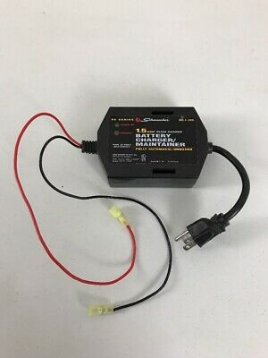 SCHUMACHER FULLY AUTOMATIC Onboard Trickle Battery Charger