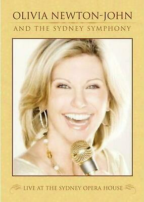 Olivia Newton-John DVD Live At The Sydney Opera House w/ the Orchestra in 2006