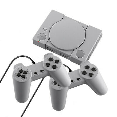 Double Battle Mini Game Console 8-bit Classic Fun Home Use Entertainment For PS1