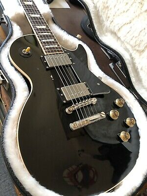Gibson Les Paul Standard 2010 with OX4 Pickups