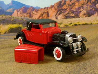 1931 31 Cadillac 370A V12 Roadster/Cabriolet 1/64 Scale Limited Edition W