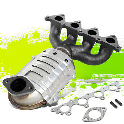Catalytic Converter for 06-10 Accent//06-11 Rio Exhaust Manifold Left