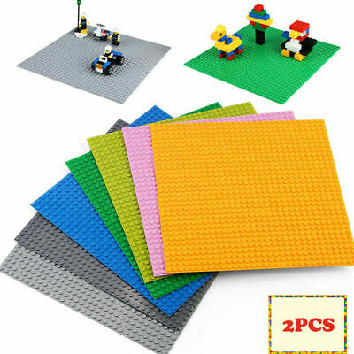 Baseplate Base Plates Building Blocks 32 x 32 Dots Compatible for LEGO Boards