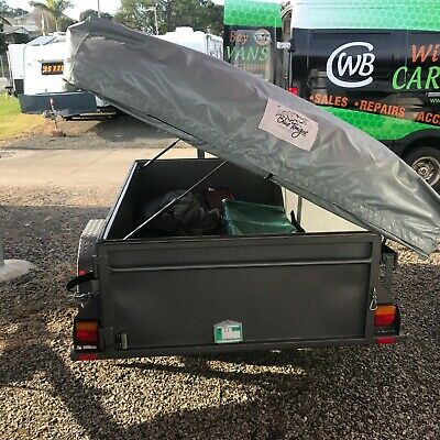 Camper Trailer As New