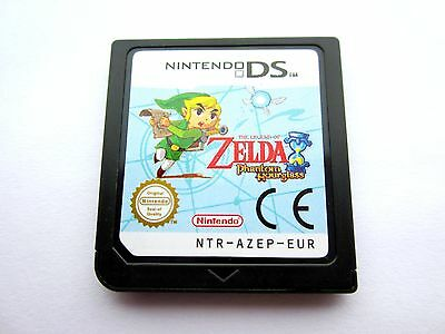 The Legend of Zelda: Phantom Hourglass Spiel für Nintendo DS, DS Lite, DSi, DSi