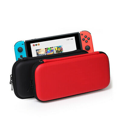 For Nintendo Switch Case Carry Cover Console Bag Protective Storage Bag Red 1PC