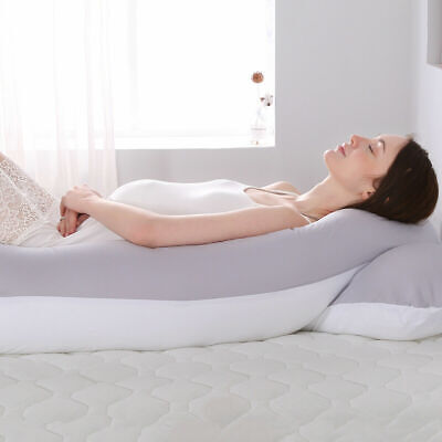 9 FT U shaped Pillow for Orthopaedic Care And Extra Body Support and Comfort
