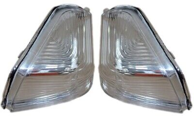 Mercedes Sprinter 2006 Onward Mirror Indicator Repeater Lens Pair Left Right O/S