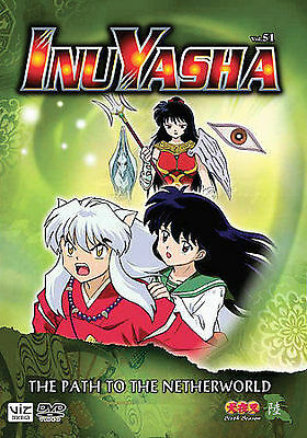 Inuyasha, Volume 51: The Path to the Net DVD