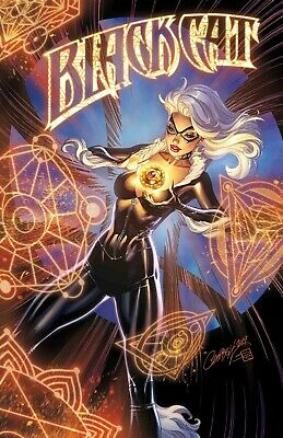 Black Cat #3 Cover A (J SCOTT CAMPBELL) Marvel Comics PREORDER - SHIPS 07/08/19