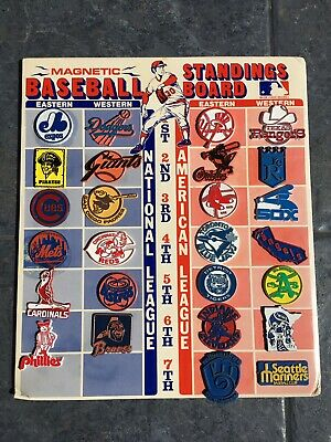 Toronto Blue Jays Vintage Old Mlb Rubber Baseball Fridge Magnet