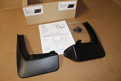 Rear Mud Flap Set SEAT Ibiza 6F 2018 Onwards 6F0075101 New Genuine Seat part