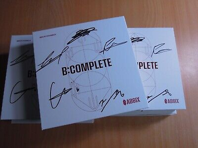 AB6IX  - B:COMPLETE (1st EP promo) with Autographed (Signed) Max 29.99