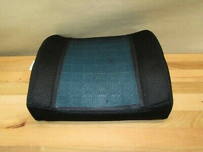 Samsonite SA6086 - Lumbar Support Pillow with Mild Cooling Gel