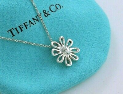 1b4a228b6 Tiffany & Co Paloma Picasso Sterling Silver Daisy Flower Charm 16