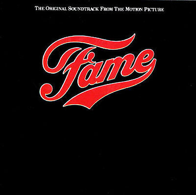 Various Artists : Fame: The Original Soundtrack From The M CD