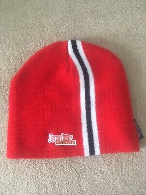 Arsenal FC junior gunners beanie hat