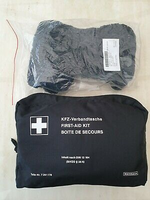 Bmw First Aid Kit Brand New Sealed And Boot Cargo Net Long Sterile Date X1 3 5 6