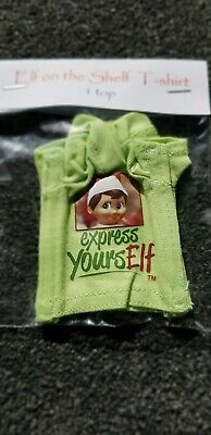 elf on  shelf clothes ,T- Shirt  express yours elf clothes for elf on the shelf